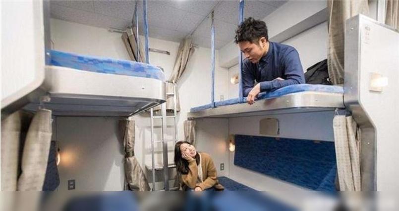 乘坐火车卧铺出行,为什么美女都不能把丝袜脚朝向窗户