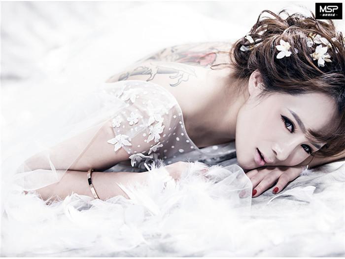 """嫩模""""潘婉柔""""的美丽正能量 潘婉柔表示想成为超模"""