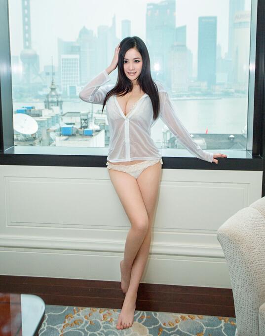 推女郎气质女神(虞佳妮、Yu佳妮  )个人资料介绍、